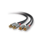 Belkin Audio Extension Cable RCA 1.8m image