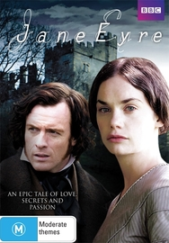 Jane Eyre (Re-packaged) on DVD