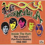 Inside The Hutt: New Zealand's Pop-Psych Kingpins 1968-1969 by The Fourmyula