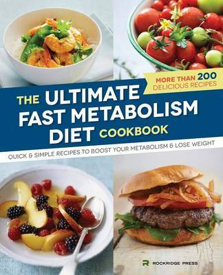 Ultimate Fast Metabolism Diet Cookbook by Rockridge Press image