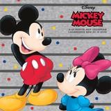 Mickey Mouse Retro 2018 Wall Calendar