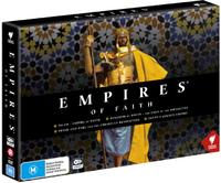 Empires Of Faith Collection on DVD