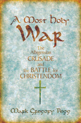 A Most Holy War by Mark Gregory Pegg image