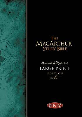 MacArthur Study Bible-NKJV-Large Print by Thomas Nelson