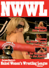 NWWL - Naked Women's Wrestling League Collection (3 Disc Box Set) on DVD
