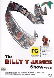 The Billy T. James Show - Vol. 2 on DVD image