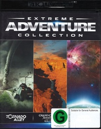 Imax Adventure on UHD Blu-ray