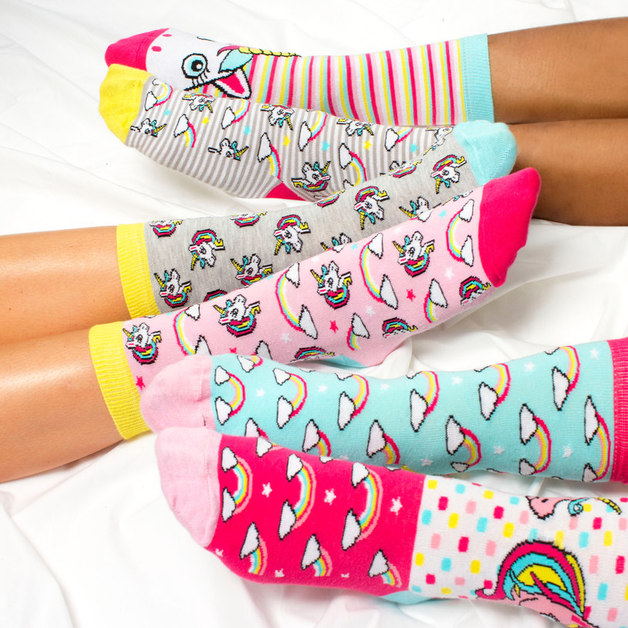 Be a Unicorn Socks