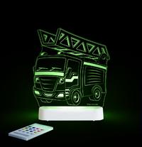 Aloka: Night Light - Fire Engine image