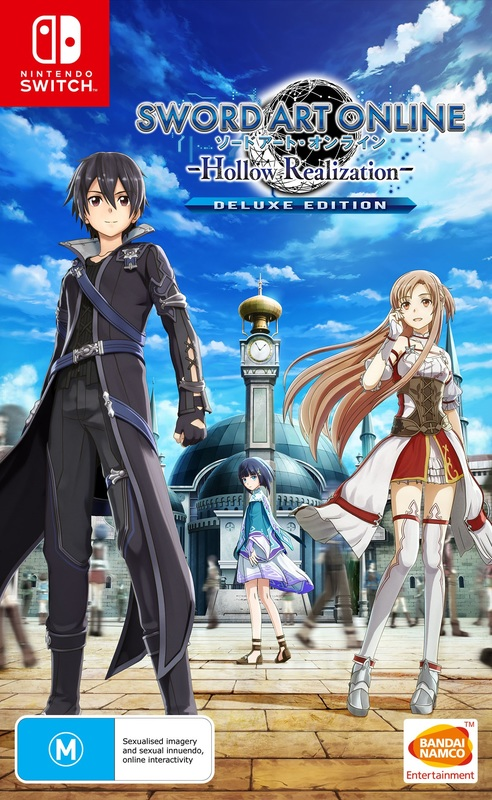 Sword Art Online: Hollow Realization Deluxe Edition for Switch