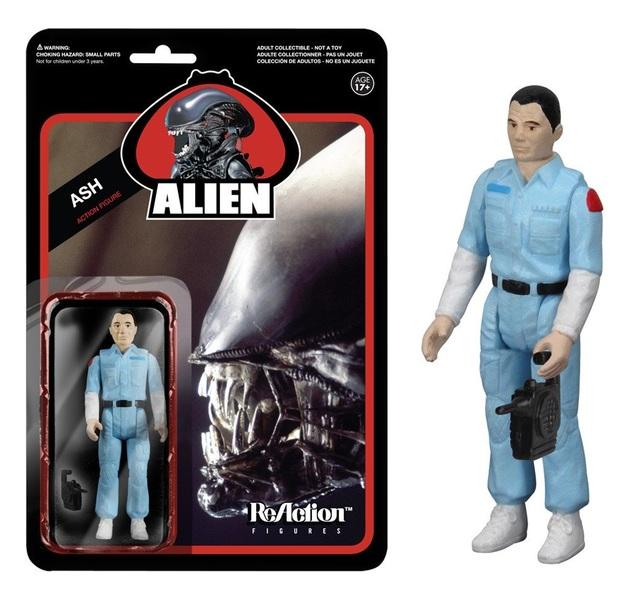 Alien: Ash - ReAction Figure