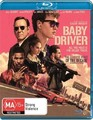 Baby Driver on Blu-ray