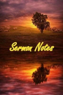 Sermon Notes by Journal with Purpose