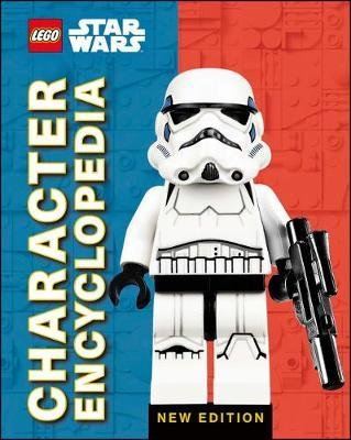 Lego Star Wars Character Encyclopedia New Edition (Library Edition) by Elizabeth Dowsett image