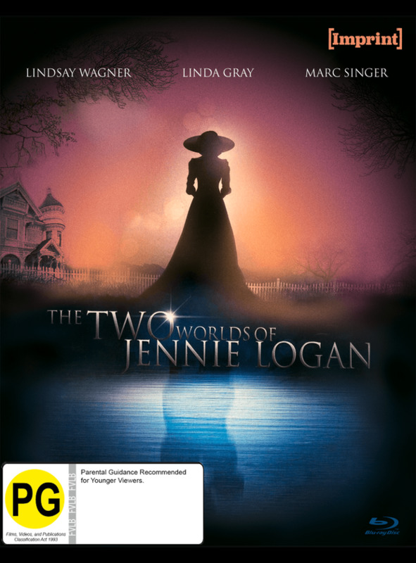 The Two Worlds Of Jennie Logan (Imprint Collection #38) on Blu-ray