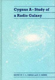 Cygnus A - Study of a Radio Galaxy image