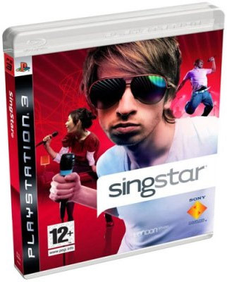 SingStar (Game Only) for PS3