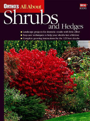 Shrubs and Hedges by Penelope O'Sullivan
