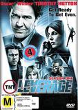Leverage - Season 1 (4 Disc Set) on DVD