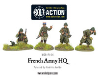 French Army: HQ Set