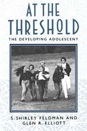 At the Threshold by S.Shirley Feldman