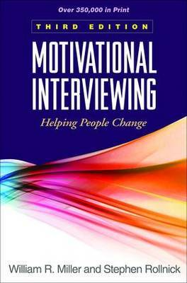 Motivational Interviewing, Third Edition by Stephen Rollnick