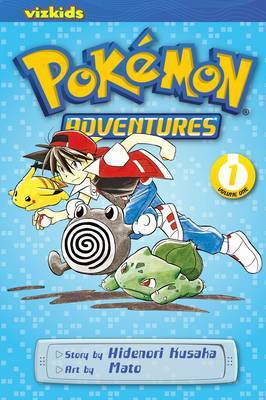 Pokemon Adventures, Volume 1 by Hidenori Kusaka