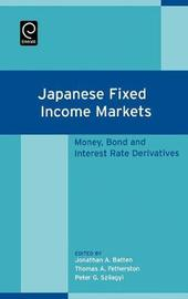 Japanese Fixed Income Markets image