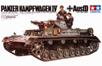 Tamiya 1/35 German Panther IV-D - Model Kit