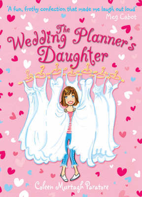 The Wedding Planner's Daughter by Coleen Murtagh Paratore image