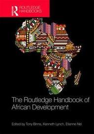Handbook of African Development image
