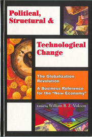 Political, Structural and Technological Change by William Vukson image