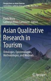 Asian Qualitative Research in Tourism