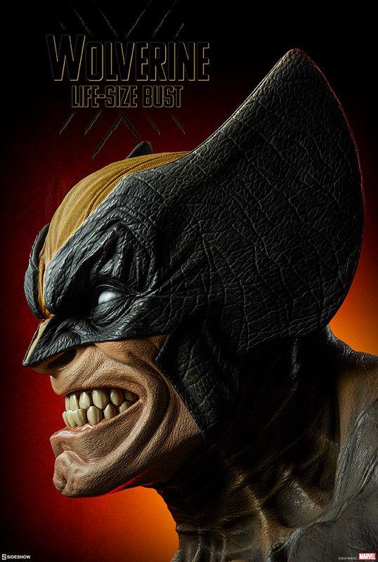 Marvel: Wolverine - Life Size Bust