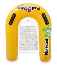 Intex: Pool School - Kick Board (Step 3)