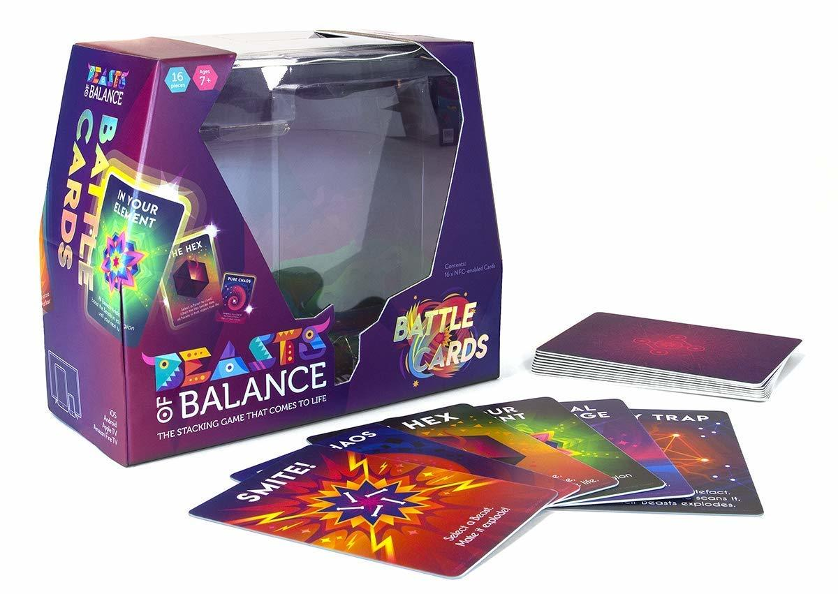 Beasts of Balance: Battle Pack (16 x Cards) image