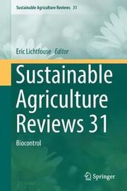 Sustainable Agriculture Reviews 31 image