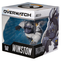 Overwatch: Cute but Deadly - Winston Figure image