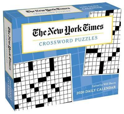 New York Times Crossword Puzzles 2020 Day-to-Day Calendar