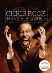 Chris Rock - Never Scared on DVD