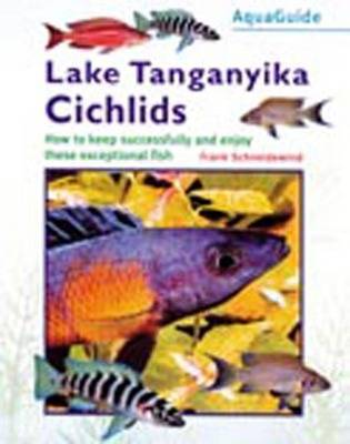 Tanganyika Cichlids by Peter Bredell image