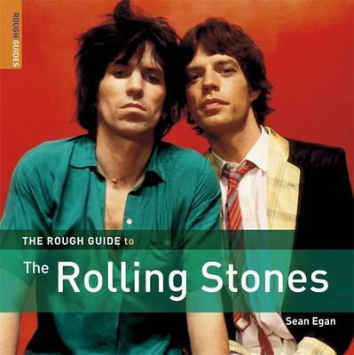 The Rough Guide to the Rolling Stones by Sean Egan image