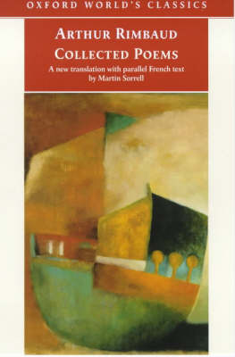 Collected Poems by Arthur Rimbaud image