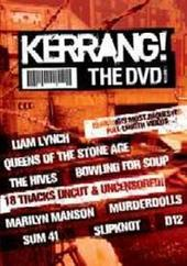 Kerrang! The Dvd on DVD