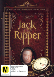 Jack the Ripper on DVD