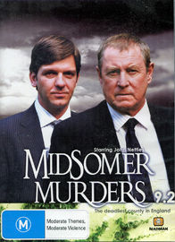 Midsomer Murders - Season 9 Part 2 on DVD