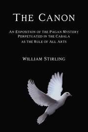 The Canon by William Stirling