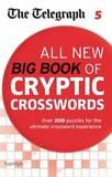 The Telegraph: All New Big Book of Cryptic Crosswords 5 by THE TELEGRAPH MEDIA GROUP