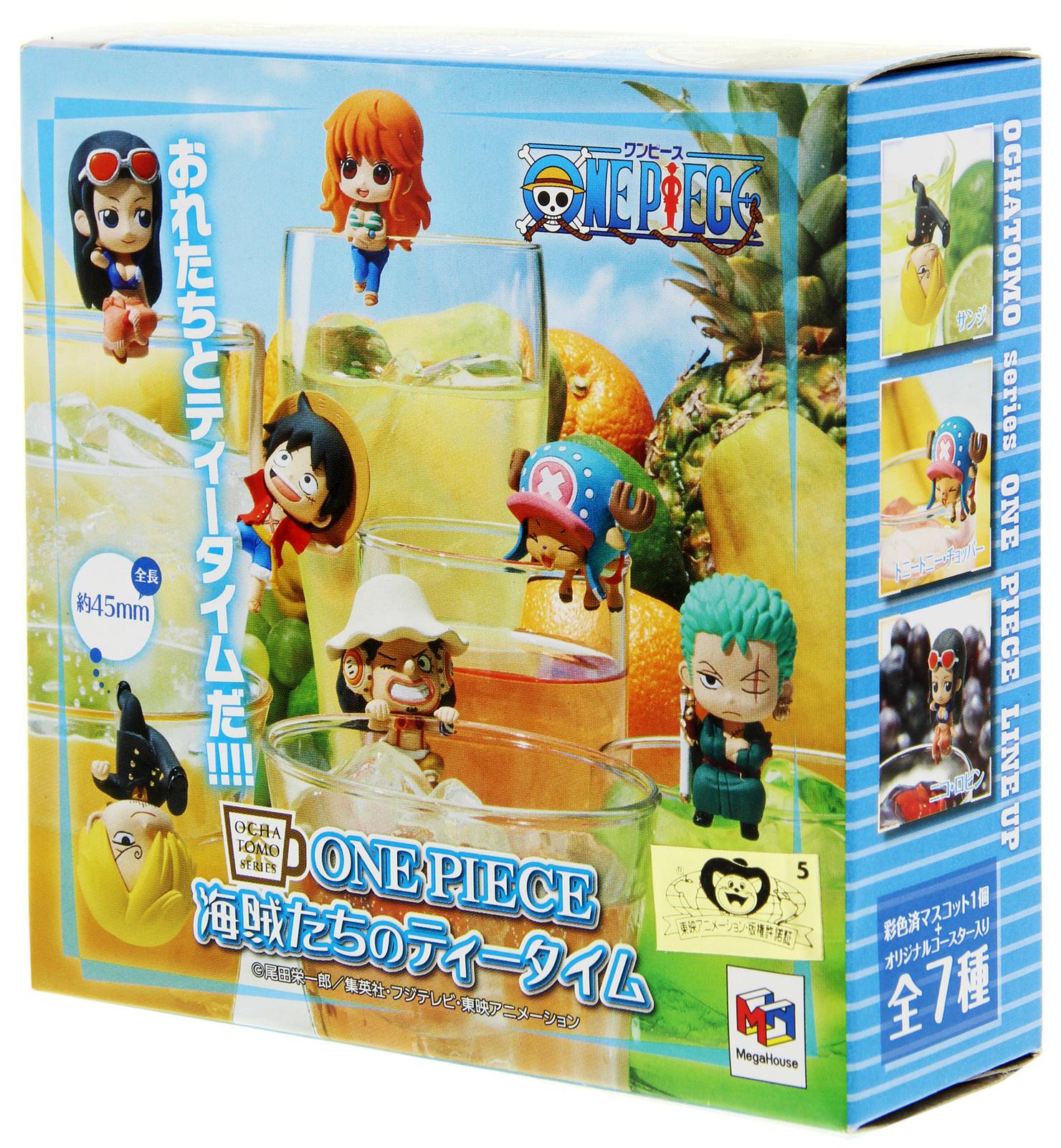 One Piece Ochatomo Series Tea Time Blind Box At Mighty Ape Nz