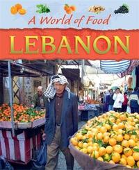 A World of Food: Lebanon by Cath Senker image